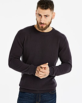 Capsule Charc Crew Neck Cotton Jumper R