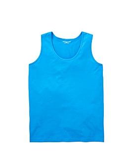 Capsule Blue Basic Vest R