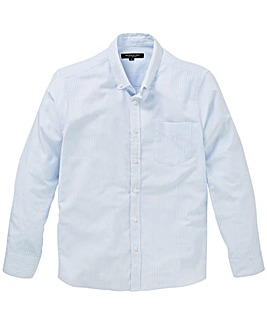 Capsule Stripe L/S Oxford Shirt L