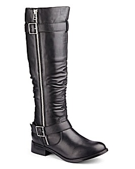 Sole Diva Boot Super Curvy Calf E Fit