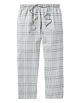 Capsule Woven Check Lounge Bottoms