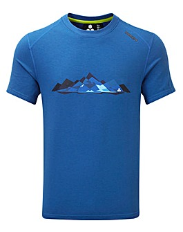 Tog24 Vital Mountain Mens TCZ T-Shirt