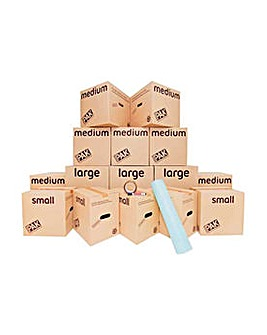 Moving House Pack - 15 Boxes