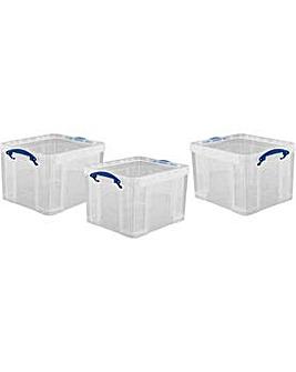 35L Really Useful Plastic Storage Box