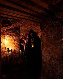 Ghostly Edinburgh Underground Vault Tour