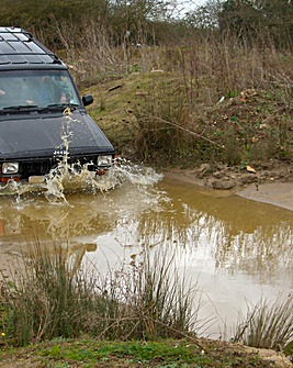 4X4 Off Road Taster Activity