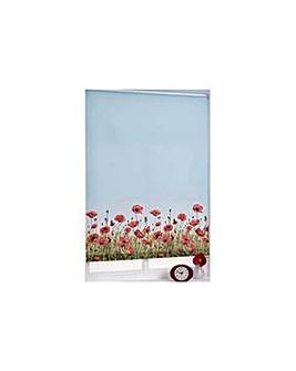 3ft Poppy Meadow Roller Blind