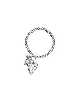 Lily & Lotty Aimee Silver Bracelet