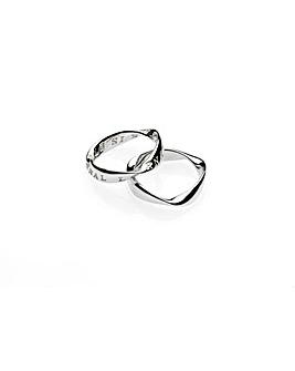 Eternal Silver Ring