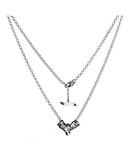 Eternal Silver Necklace