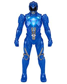 Power Rangers Movie Blue Ranger Figure
