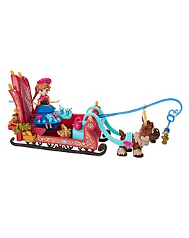 Disney Frozen Small Doll Playset - Anna