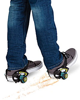 Razor Jetts Sparking Heel Wheels - Green