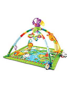 Fisher-Price Melodies & Light Deluxe Gym