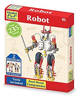 Model Mechanic Robot