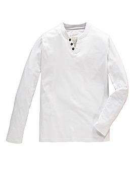 Jacamo Lewis Long Sleeved Layered Tee R