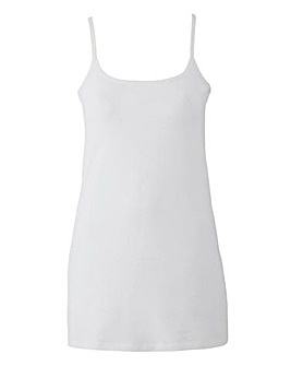 White Stretch Camisole