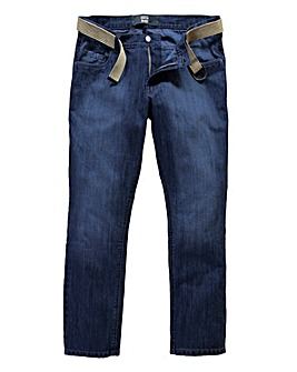 UNION BLUES Delta Tapered Jeans 33in