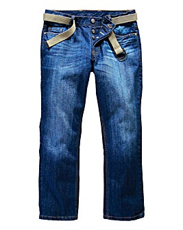 UNION BLUES Victor Straight Jeans 33 IN