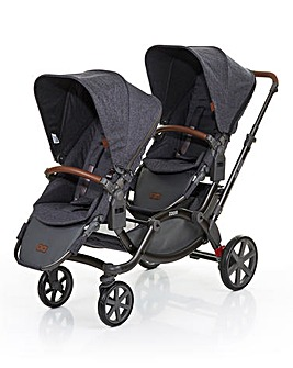 ABC Design Zoom Tandem with 2 seat units