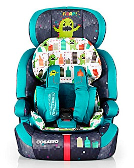 Cosatto Zoomi 123 Car Seat
