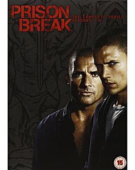 Prison Break Complete Seasons 1-4