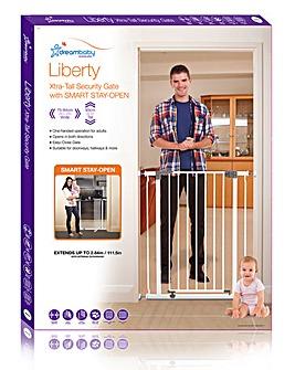 Liberty Tall Metal Gate