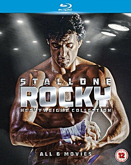 Rocky Heavyweight  6 Movie Collection