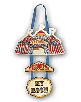 Circus Fun Hanging Wall Art
