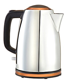 JDW Copper and Stainless Steel Kettle