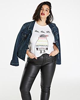 Ho Ho No Penguin T-Shirt
