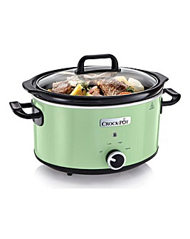 Crock-Pot 3.5Litre Thyme Slow Cooker