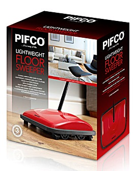 Pifco Lightweight Easy Storage Sweeper