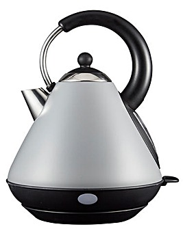 JDW Pyramid Grey Kettle