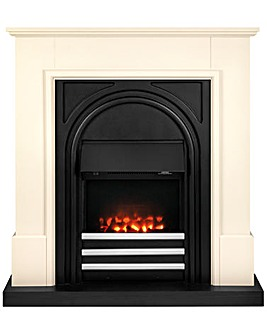 Beldray York Electric Fire Suite