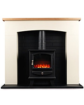 Beldray Kendle Electric Fire Suite