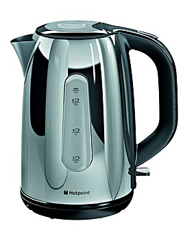 Hotpoint MyLine Stainless Steel Kettle