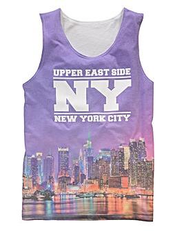 Label J Upper East Side Vest Long