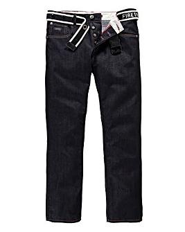 Firetrap Tario Belted Jean 31in Leg