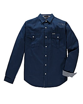 Firetrap Croft Long Sleeve Shirt Long
