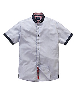 Bewley & Ritch Havis White Shirt