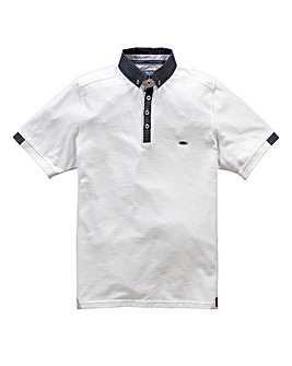 Bewley & Ritch Towell White Polo