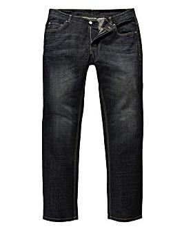 Flintoff By Jacamo Straight Jeans 31in