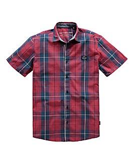 Jack & Jones Borel Red Shirt