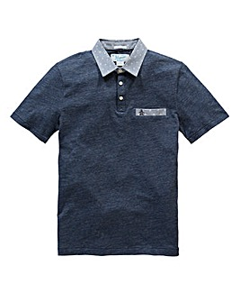 Original Penguin Mighty Slub Polo Shirt