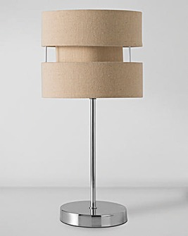 Tier Table Lamp