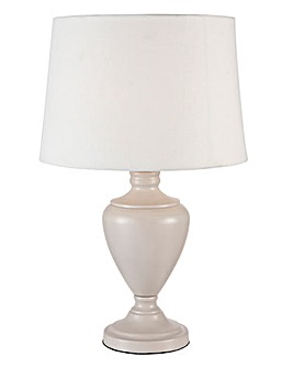 Highgrove Table Lamp French Grey