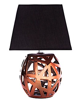Copper Nest Table Lamp