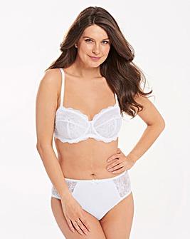 Ella Multiway White Bra