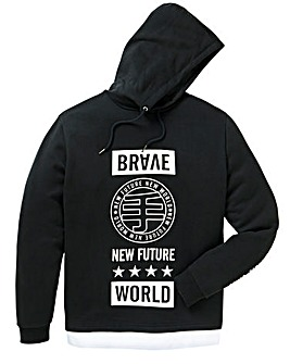 Label J Brave world Layer Sweat Long
